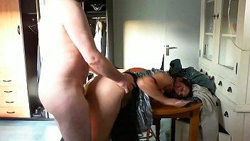 Брюнетку довели до оргазма порно 12